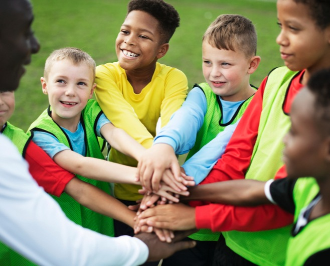 software for childrens football classes